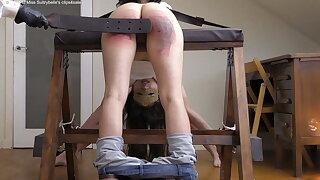 Severe punishment. (Shot in 4K)