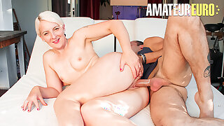 LA NOVICE - Hot Anal Afternoon For Sexy French MILF Candys