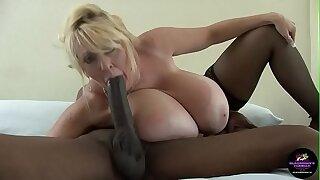 Kayla Kleevage Big Tit Multiracial Assfuck Cream Pie pt 1