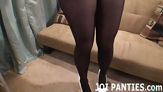 You have to see the panties I am wearing JOI