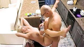 Adult Amateur Duo Making Nipples Hard, Fetish Pulverize Action