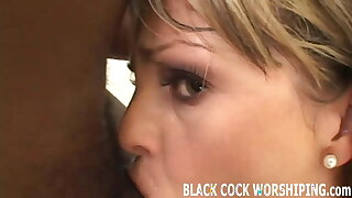 I want to be completely filled with big black cock
