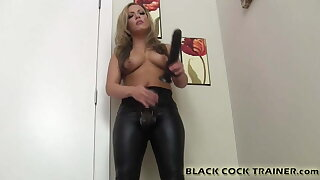 I know you are desperate for a big dark-hued cock