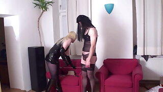 sissy crossdresser freddy get compelled feminization