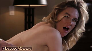 Milf Mona Wales cheats on her husband on vacation
