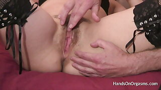 Nasty Site Member Asks For The Hands-On Climax Experience