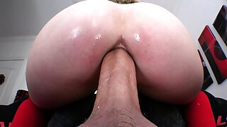 ANAL ONLY Advanced anal with hot blonde Rebel Rhyder