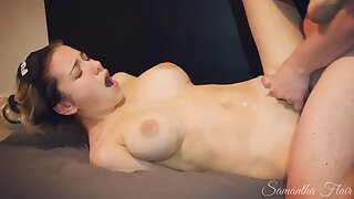 Naughty Stepdaughter Ep.5 - Tricked and fucked by stepdad