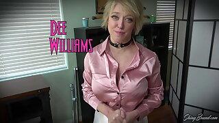 Dee Williams Tricked Into Bondage