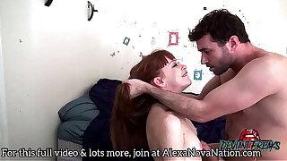 James Deen & Alexa Nova buttfuck sextape