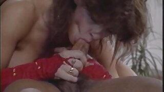 Aja Deepthroats Billy Dee and Jon Dough Before they Fuck Her