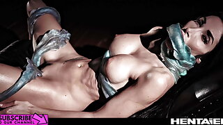 Real Life Hentai - Clea Gaultier creampie, aliens & bondage