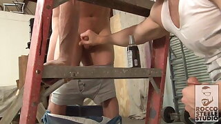 Rocco Steele Is The Best Father Gigantic DICK DADDY COMPILATION