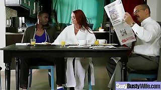 Hardcore Sex With Fat Tits Red-hot Mummy (janet mason) clip-18