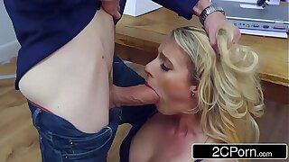 Obedient Teacher Brittany Bardot Has Rough Sex With Her Student