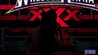 WWE 2K18 Eight pornstars entrances. PS4