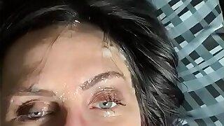 Inebriated Candid Sandra has cruel sex with cuckold husband JP