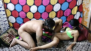 Indian Teen With Face Glazed Getting Her Tight Pussy Licked By Her Mumbai Bf
