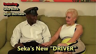 Seka's New Interracial