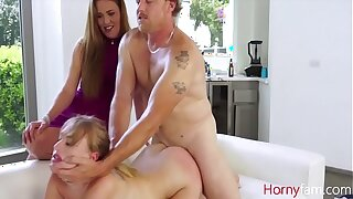 Punished By Parent For Smoking- Iggy Amore